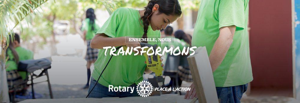 La voix du Rotary